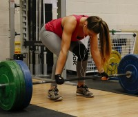 Give weight lifting a go