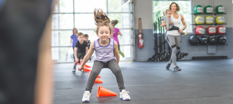 Active kids are smarter and healthier
