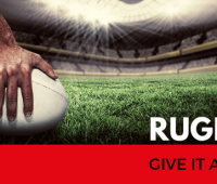 Rugby- Give it a TRY!