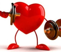 B positive about heart health