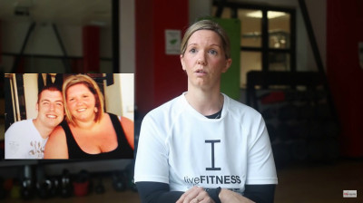 Kelly Foster Weight Loss Video