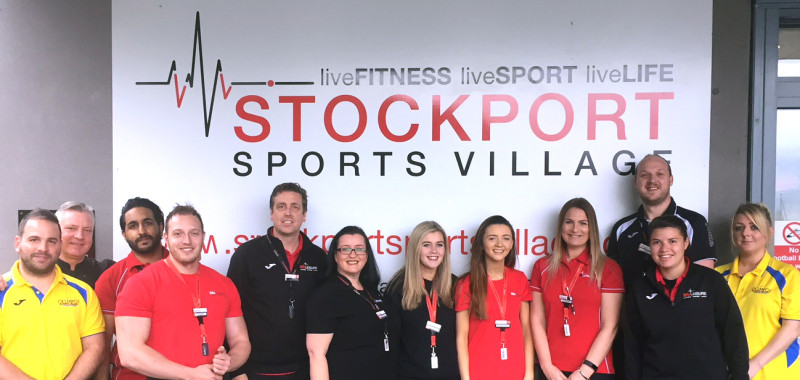 Life Leisure Stockport Sports Village Team Blog