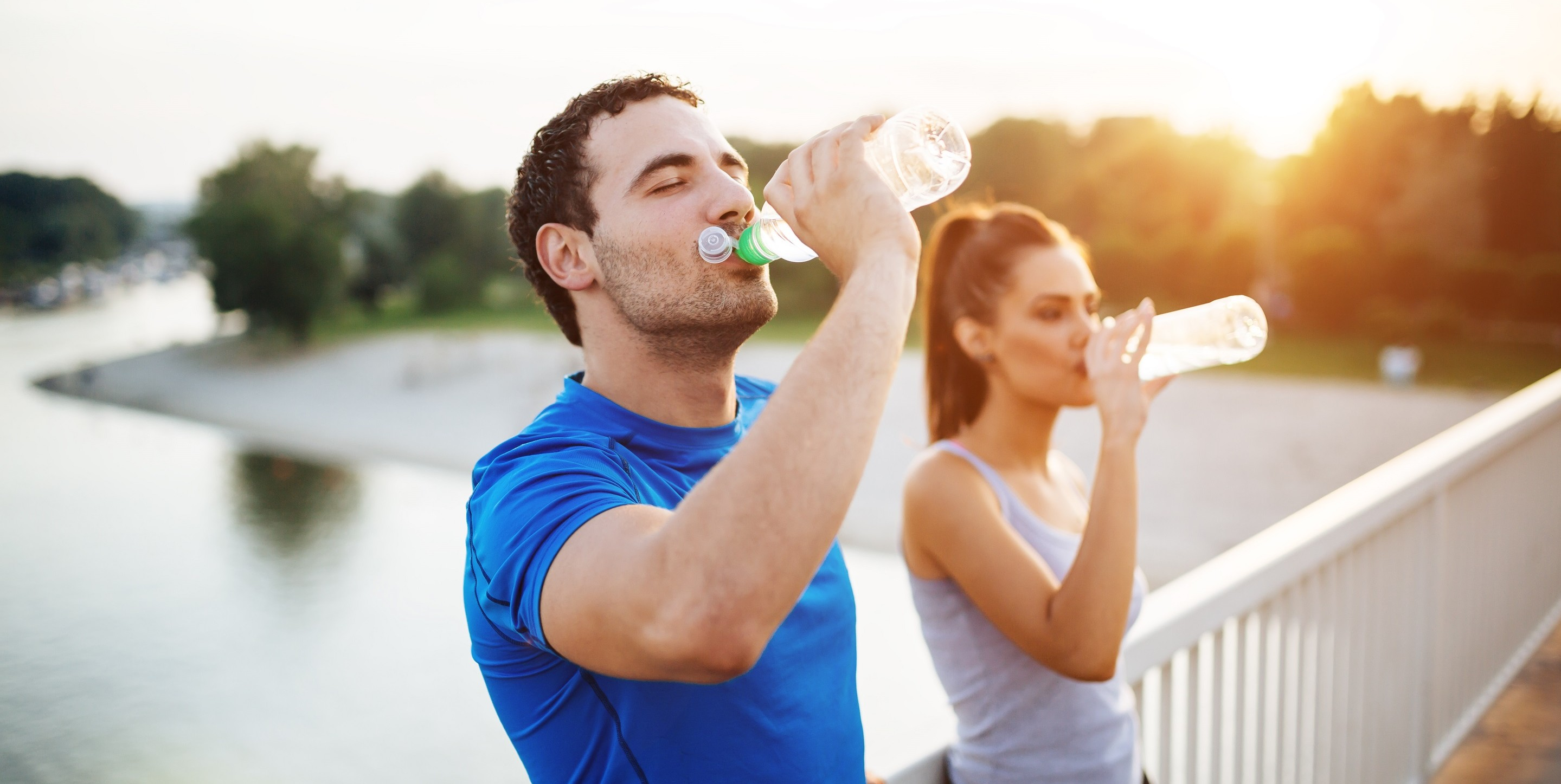 The importance of drinking water before, during and after exercise – Life  Leisure Blog