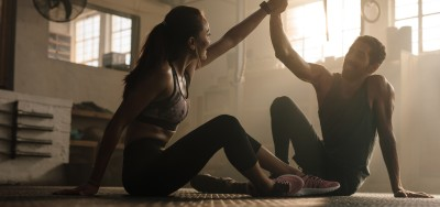 The benefit of having a gym buddy and how to find the perfect one!