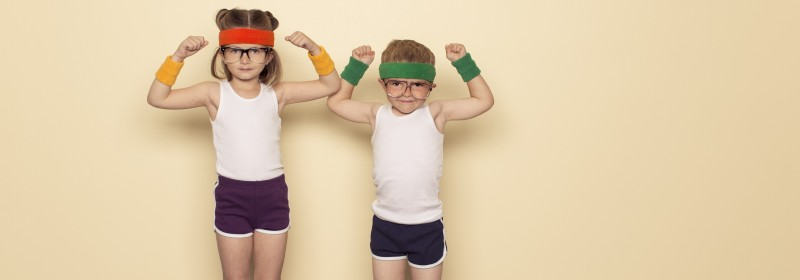 When can children start exercising